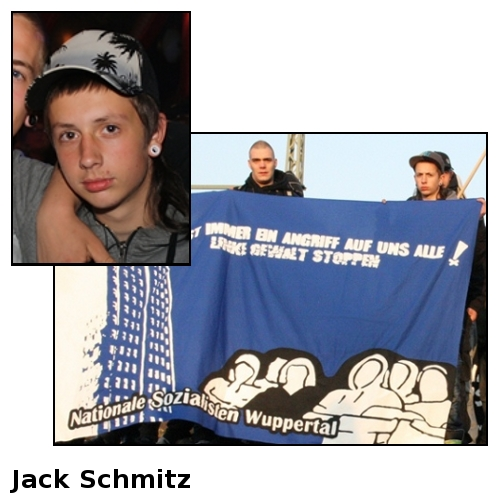 Nationale Sozialisten Wuppertal - Jack Schmitz
