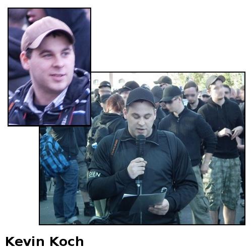 Nationale Sozialisten Wuppertal - Kevin Koch