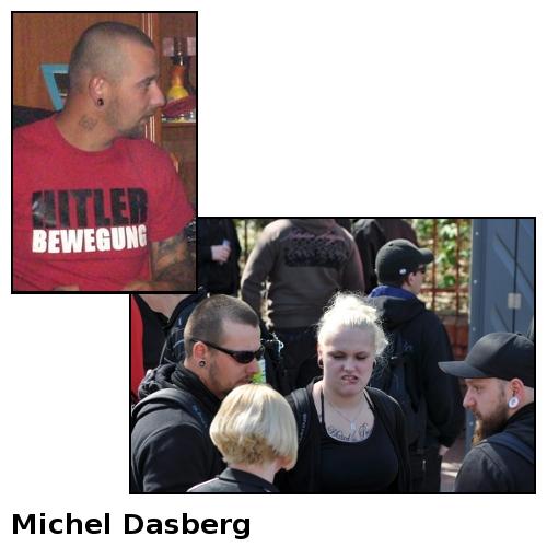 Nationale Sozialisten Wuppertal - Michel Dasberg