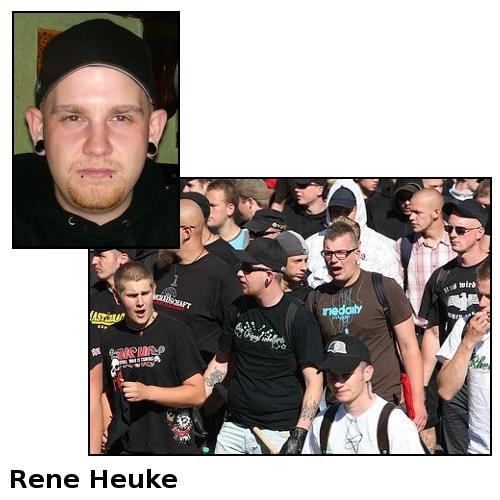 Nationale Sozialisten Wuppertal - Rene Heuke