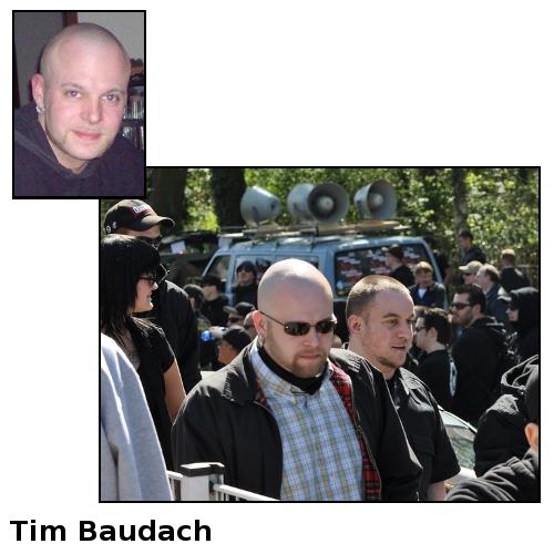 Nationale Sozialisten Wuppertal - Tim Baudach