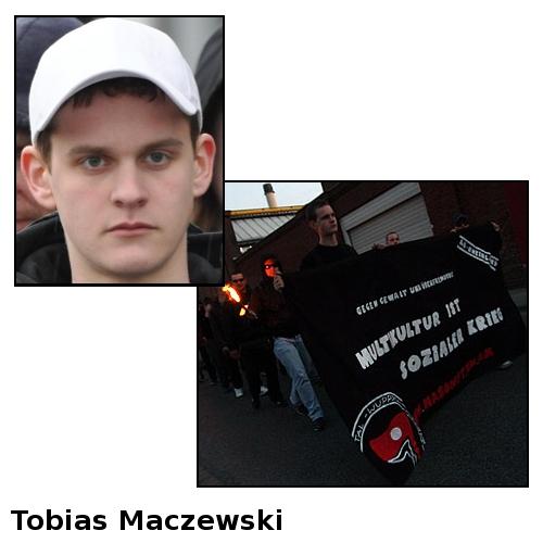 Nationale Sozialisten Wuppertal - Tobias Maczewski