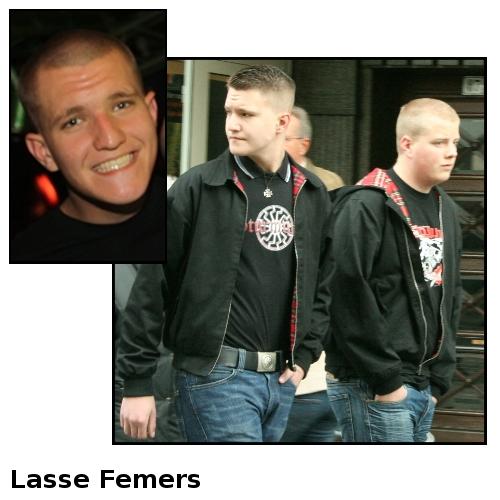 Nationale Sozialisten Wuppertal - Lasse Femers